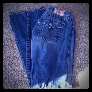 TR Joey Wide Leg Jeans